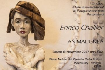 MOSTRA ENRICO CHALLIER